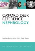 Cover for Oxford Desk Reference: Nephrology