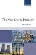 Cover for The New Energy Paradigm