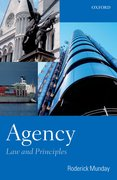 Cover for Agency