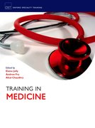 Cover for Training in Medicine