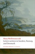 Cover for Letters written in Sweden, Norway, and Denmark