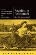 Cover for Redefining Retirement