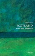 Cover for Scotland: A Very Short Introduction