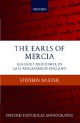 Cover for The Earls of Mercia