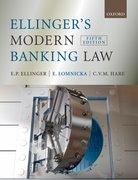 Ellinger, Lomnicka & Hare: Ellinger's Modern Banking Law 5e