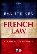 French Law A Comparative Approach