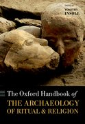 Cover for The Oxford Handbook of the Archaeology of Ritual and Religion