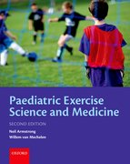 Cover for Paediatric Exercise Science and Medicine