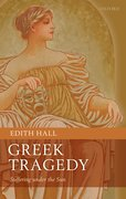 Cover for Greek Tragedy