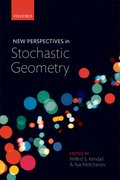 Cover for New Perspectives in Stochastic Geometry