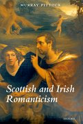 Cover for Scottish and Irish Romanticism