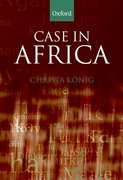 Cover for Case in Africa