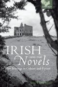 Cover for Irish Novels 1890-1940