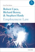 Cover for Employment Law