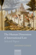 Cover for The Human Dimension of International Law