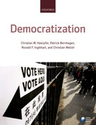 Cover for Democratization