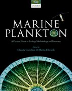 Cover for Marine Plankton
