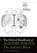 Cover for The Oxford Handbook of Auditory Science
