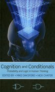 Cover for Cognition and Conditionals