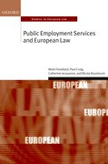 Cover for Public Employment Services and European Law