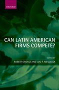 Cover for Can Latin American Firms Compete?