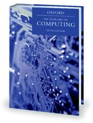 Cover for A Dictionary of Computing