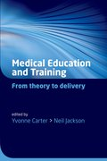 Cover for Medical Education and Training