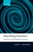 Cover for Describing Ourselves