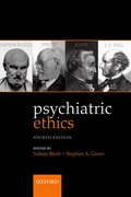 Cover for Psychiatric Ethics