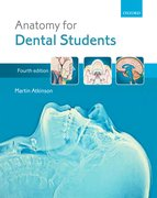 Cover for Anatomy for Dental Students