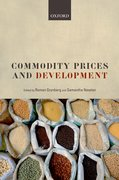 Cover for Commodity Prices and Development