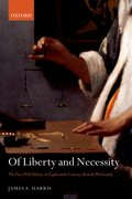 Cover for Of Liberty and Necessity