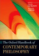 Cover for The Oxford Handbook of Contemporary Philosophy