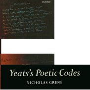 Cover for Yeats