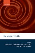 Cover for Relative Truth