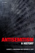 Cover for Antisemitism