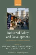 Cover for Industrial Policy and Development