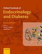 Cover for Oxford Textbook of Endocrinology and Diabetes