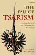 Cover for The Fall of Tsarism