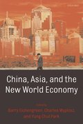 Cover for China, Asia, and the New World Economy