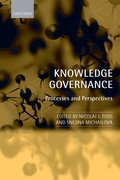Cover for Knowledge Governance