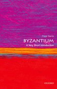 Cover for Byzantium: A Very Short Introduction