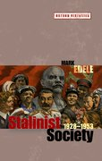 Cover for Stalinist Society