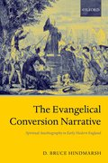 Cover for The Evangelical Conversion Narrative