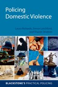 Cover for Policing Domestic Violence