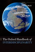 Cover for The Oxford Handbook of Interdisciplinarity