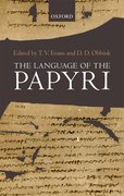 Cover for The Language of the Papyri