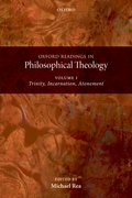 Cover for Oxford Readings in Philosophical Theology: Volume 1