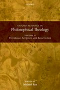 Cover for Oxford Readings in Philosophical Theology: Volume 2