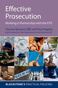 Cover for Effective Prosecution